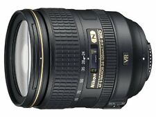 Nikon 24-120mm f/4G ED VR AF-S NIKKOR Lens for Nikon Digital SLR [Camera] NIKON