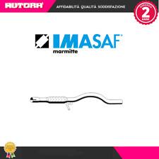 250325 Tubo marmitta centrale con flessibile Seicento 1,1 (187) (MARCA-IMASAF)