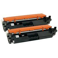 2 x Compatible Toner Cartridge for Canon 047 2164C001 ImageCLASS MF133w LBP113w