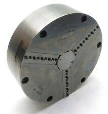 "Northfield Model 600 Pneumatic Chuck Jaw, 6"", 3 Jaw, .027"" Opening, *Air Leak*"
