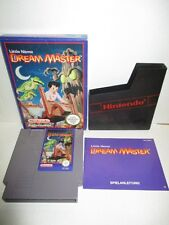 NINTENDO NES Spiel Dream Master OVP