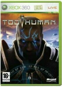 Too Human Xbox 360 Complete UK PAL