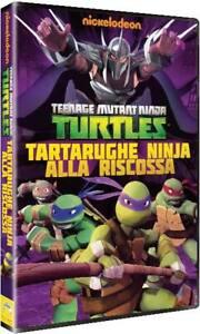 Teenage Mutant Ninja Turtles - Tartarughe Ninja Alla Riscossa DVD NICKELODEON
