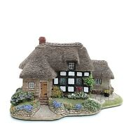 Lilliput Lane- Foxglove Fields- 1993 - BOXED WITH DEEDS