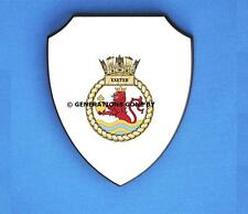 HMS EXETER WALL SHIELD (FULL COLOUR)
