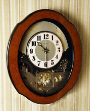 Wonderful Small World Rhythm Wall Clock Beautiful Music on the Hour