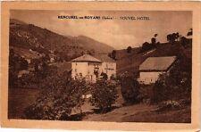 CPA  Rencurel-en-Royans (Isére) - Nouvel Hotel (247284)