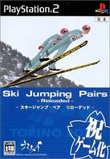 Used PS2 Ski Jumping Pair Reloaded   Japan Import (Free Shipping)