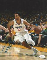 Jerome Robinson Signed 8x10 Photo JSA COA Autograph NBA Los Angeles Clippers #1