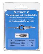STROFT Vorfachringe Pitzenbauer Typ 3 = 0,12mm - 0,28mm Vorfachspitzen