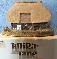 """Lilliput Lane """"Die Deutsche Sammlung"""" Cottage Schwarzwaldhaus RARE/HARD TO FIND"""