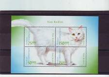 a118 - TURKEY - SGMS3306 MNH 1997 TURKISH VAN CAT