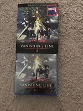 Garo: Vanishing Line Part II (Blu-ray/DVD, 2019, 4-Disc Set)