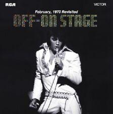 ELVIS PRESLEY - FTD CD  -  OFF-ON STAGE  -  FTD CD