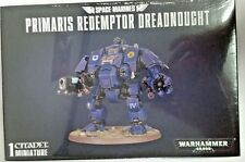 Warhammer 40K ADEPTUS ASTARTES SPACE MARINES PRIMARIS REDEMPTOR DREADNOUGHT, new