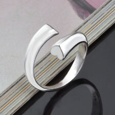 12pcs Heart shaped design Adjustable size Rings Ladies Gift Fashion Jewelry