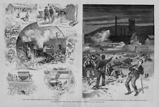 MINING COKE REGIONS OF PENNSYLVANIA MINE ATTACK UPON MOREWOOD COKE WORKS MINERS