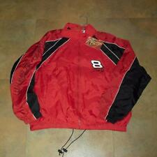 Dale Earnhardt Jr jacket coat Large windbreaker New Mint w/ tag Dale Junior #8