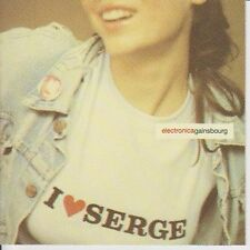 GAINSBOURG  SERGE - ELECTRONICA  CD 14 TITRES 2001