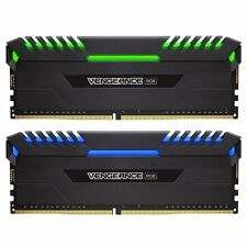 CORSAIR Vengeance RGB 16GB (2 x 8GB) DDR4 3000 (PC4-24000) C15 - Intel 100/200 S
