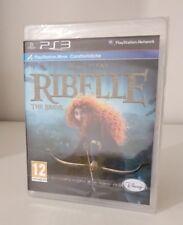 RIBELLE THE BRAVE PS3 NUOVO SIGILLATO ITALIANO  SONY PLAYSTATION 3 DISNEY
