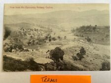 View from the Upcountry Railway, Ceylon Postcard