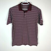 Adidas ClimaLite Golf Polo Shirt (US Sizing) Size Men's Medium