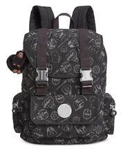 Lot Of 2 - Kipling Disney Star Wars Siggy Large Laptop Backpack & Wristlet Pouch
