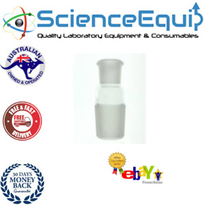 Reduction Adapter Adaptor Cone 34/45 to Socket 24/29 Organic Chemistry Tool -1Pc