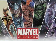 Marvel Universe 2011 Promo Card P1
