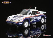 Porsche 953 Rothmans Porsche Rallye Paris-Dakar 1984 Kussmaul/Lerner, Spark 1:43