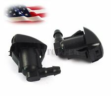 For 2004-2011 Toyota Sienna Corolla Wiper Washer Windshield Nozzle Spray Pair