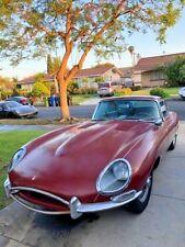 1962 Jaguar E-Type FIXEDHEAD COUPE