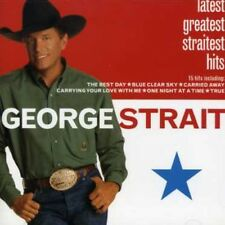 George Strait - Latest Greatest Straitest Hits [New CD]