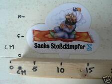 STICKER,DECAL SACHS STOSSDAMPFER LARGE