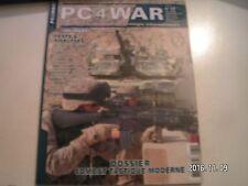 ** PC 4 War n°32 Dossier combat tactique Moderne / Making History / AoE III