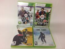 Bundle Xbox 360 Games X 4 Lost Planet MotoGP '06 FIFA 13 And 14 Microsoft