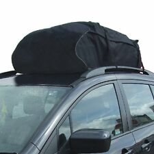 Water Resistant Storage Roof Bag 15 Cubic Ft Roof Top Cargo Carrier Car