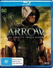 Arrow - Season 4 (4 Disc Blu-ray Set - Region B) NEW