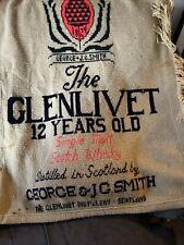 New listing This Is A Glenn Livet Blanket