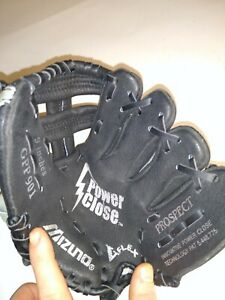 Mizuno Prospect 9 Inch Baseball Utility Youth Glove Power Close Right Hand Throw