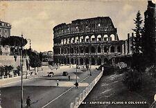 Italy Roma Flavios Amphiteatre or Colosseum Amphiteatre Flavius ou Closee