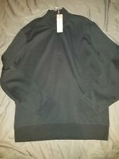 Brand new Ashworth Jacket. Men's. Half-Zip size L. black or 2 red available