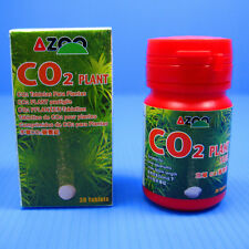 AZOO CO2 Tablet Carbon dioxide 30 TAB Carbon dioxide - Planted Diffuser Tablets