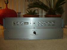 Fairchild Reverbertron II 659, Reverbertron 659A, Spring Reverb, Vintage Rack