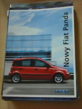26540) Fiat Panda Polen Prospekt 2004