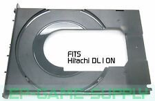 XBOX 360 Slim Hitachi LG DL10N DVD Disk Drive Replacement Tray Black 0500 0502