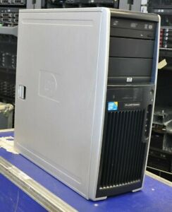 HP XW4600 Workstation Intel Core 2 Duo E8600 3.33Ghz CPU configure to order