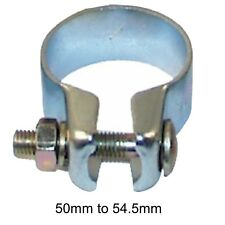Exhaust Clamp 50mm to 54.5mm VW SEAT FORD VOLVO FIAT VAUXHALL EAP™