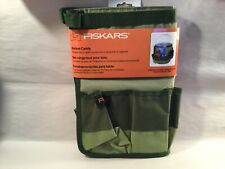 L48 Fiskars 5-Gal Garden Bucket Caddy Carry & Organize Tool & Yard Tote-NWOT